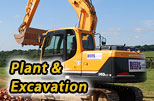 Click to view Plant & Excavation Products