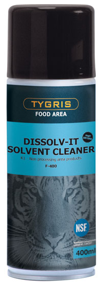 Dissolv-It Solvent Cleaner – Fast-Drying 400ml