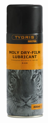 Moly Dry-Film Lubricant 400ml