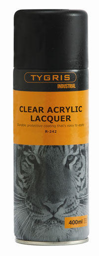 Clear Acrylic Lacquer 400ml