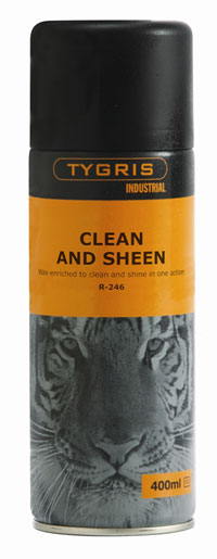 Clean and Sheen 400ml