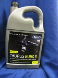TAURUS EURO 5 10W-40 SYNTHETIC 5L