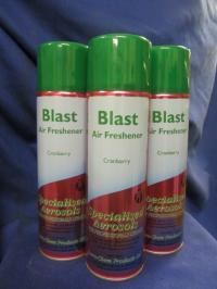 Blast Air Freshener – Cranberry 500ml