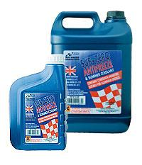 Snowdonian Blue Antifreeze & Summer Coolant